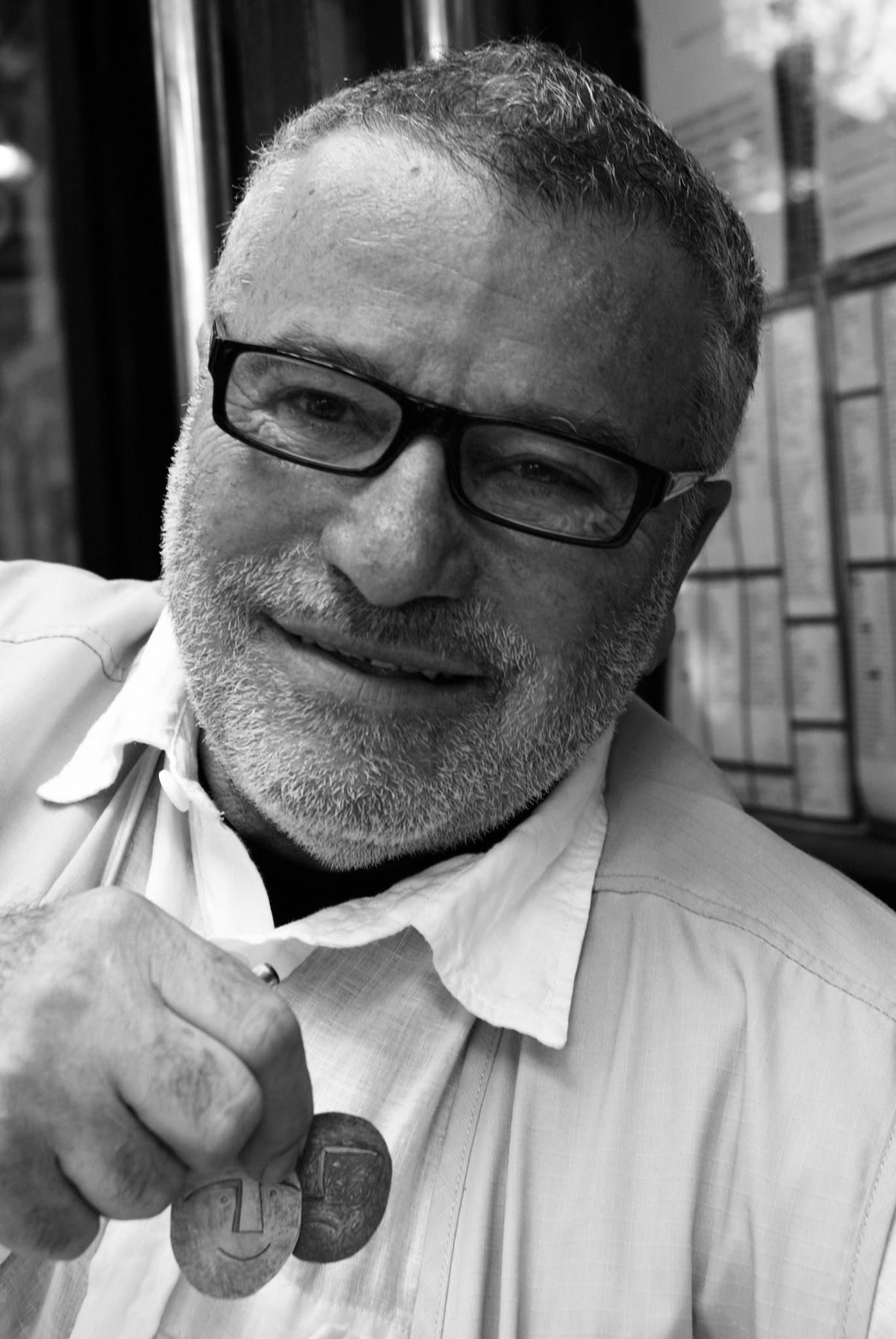 Portrait Giuliano Mancini